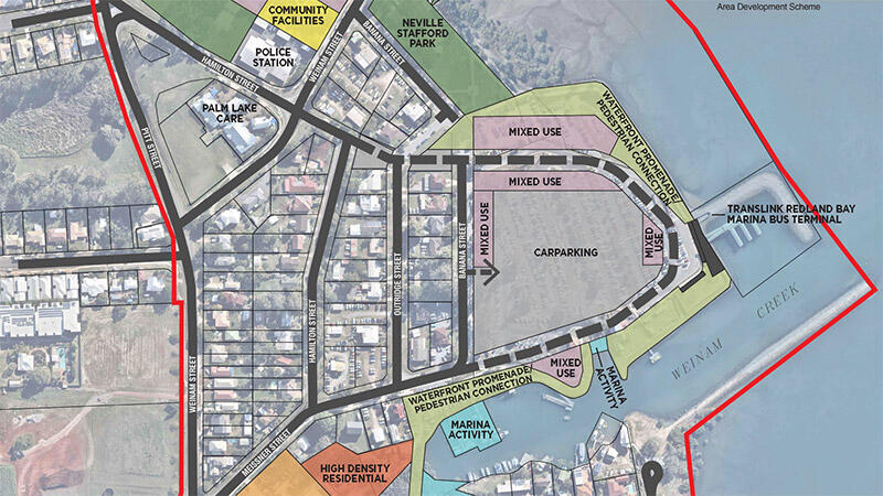 Council to pick up Weinam Creek Development