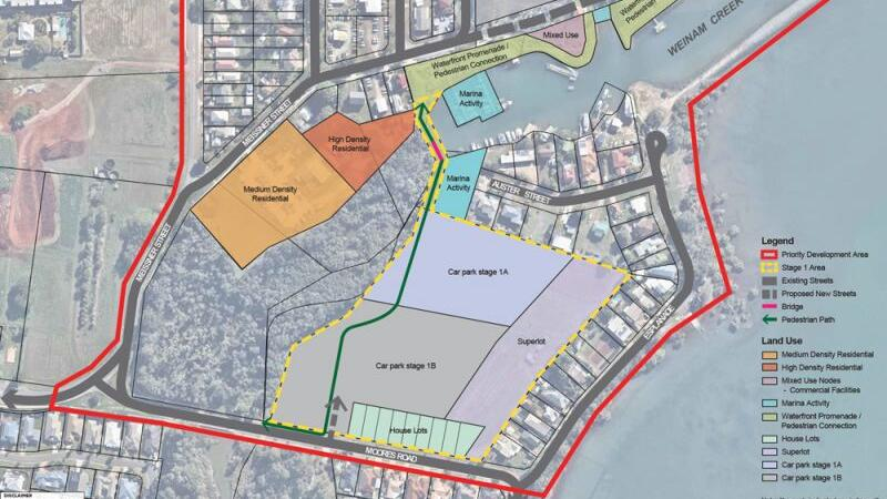 Weinam Creek PDA Project Update – Public Submissions for Housing Lots