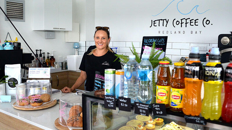 New Café Making Waves on the Bay